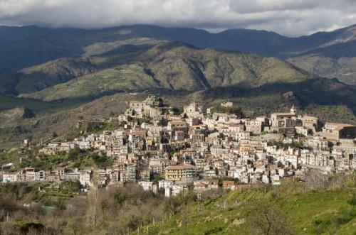 Castiglione di Sicilia - Panorama di castiglione