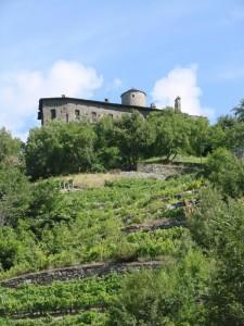 Castello dei baroni di Nus
