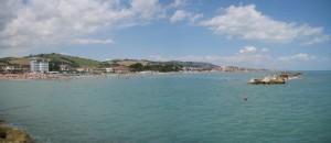 Panoramica di Porto S. Giorgio