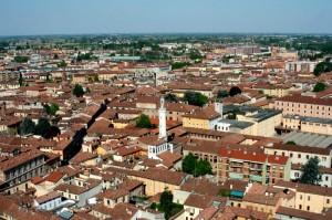 panorama 1 dal Torrazzo