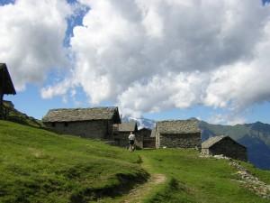 Alpe Pizzo, un paradiso fra le nuvole