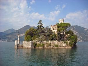 Isolotto di Loreto e Monte Isola