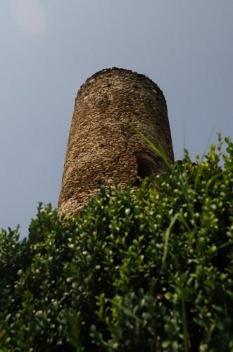 Colleretto Castelnuovo - La torre medioevale