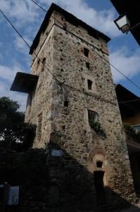 La torre di Strambinello