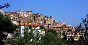 Castel San Lorenzo…paese di..vino