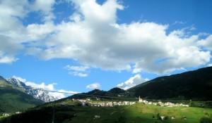tra le nuvole e il cielo