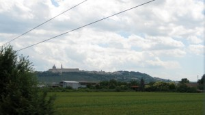 Loreto dalla ferrovia