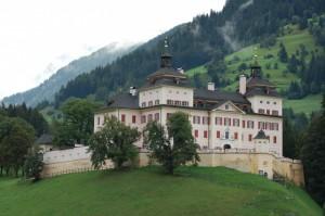 Castel Wolfsthurn a Mareta in Val Ridanna