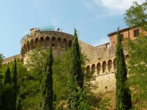 Volterra, Fortezza medicea