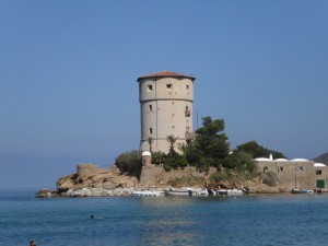 Giglio Campese, Torre Medicea
