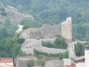 Castello di Alfedena