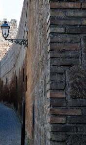 Barbarano Romano - VT (Le Mura)