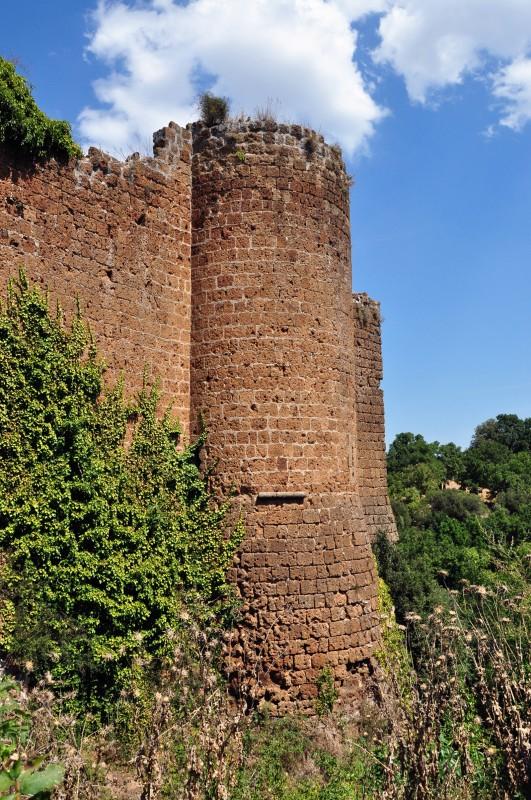 ''Torre Fortilizia e Mura di Barbarano Romano (VT)'' - Barbarano Romano