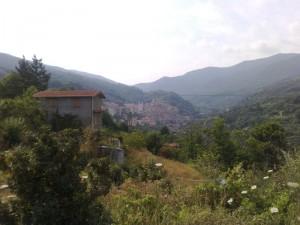 Ceriana (IM) tra le montagne