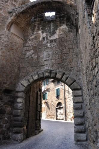 Sutri - Porta Franceta (Sec. I a.C. - XV d.C.)