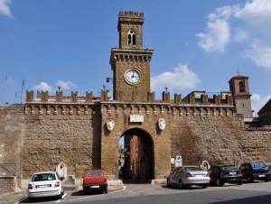 Porta d'Ingresso al Borgo di Castel Sant'Elia