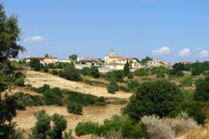 Siurgus Donigala tra la macchia mediterranea