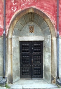 La Porta del castello