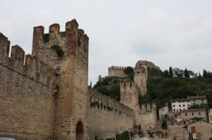 le mura di Soave