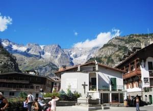Il mitico Monte Bianco