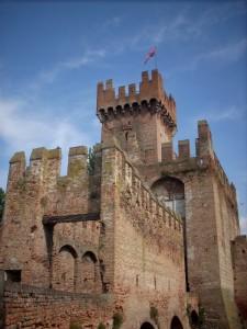 Porta Legnago o Rocca degli Alberi