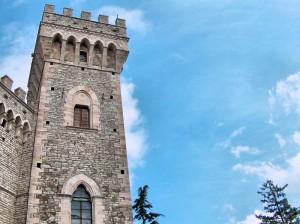 Castello di San Casciano dei Bagni