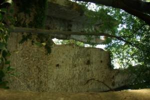 Resti della Torre di Rai del XV sec.