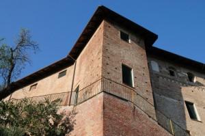 Solonghello, il castello