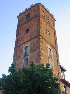 Una torre…