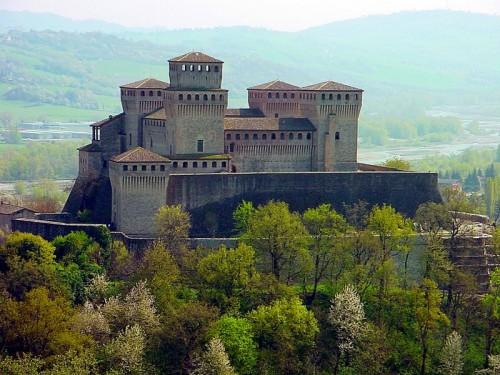 Langhirano - Il castello 2