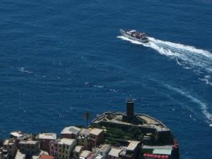 Il Castello Doria dall'alto
