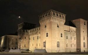 Mantova: il Castello di San Giorgio