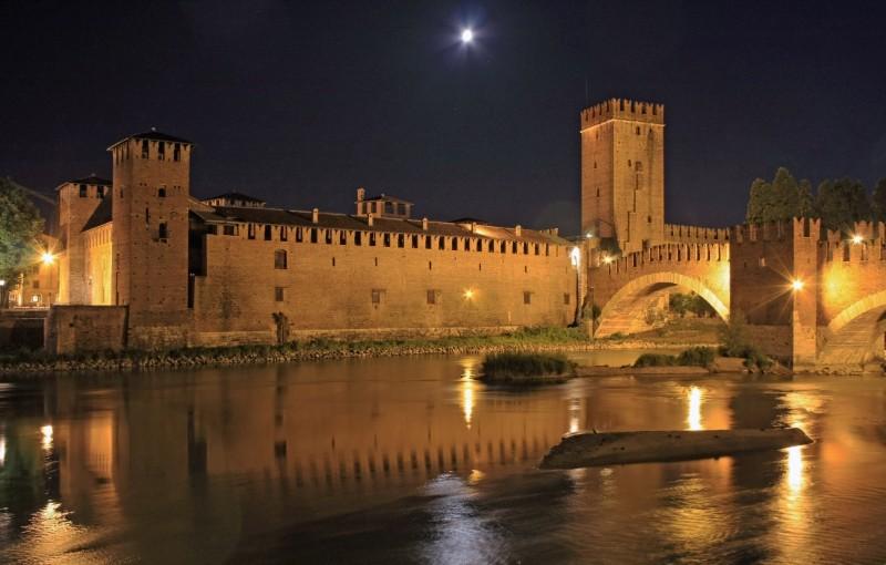 ''Verona: Castel Vecchio'' - Verona