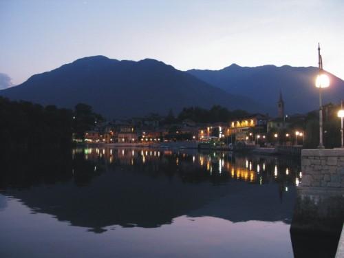 Mergozzo - La Notte Sul Lago