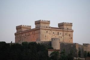 il castello  piccolomini