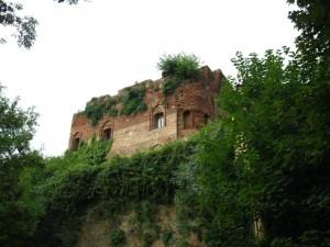 Arignano, il castello