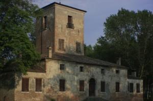 Castello di Sariano: particolare