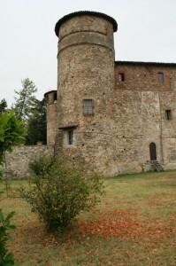 Una torre del castello di Statto