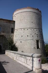 Castello Caraffa Torrione