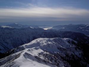 Panorama dal Timogno