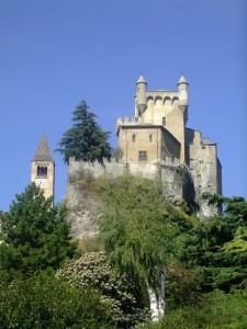 Il meraviglioso castello di Saint Pierre