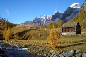 Autunno all'Alpe Devero
