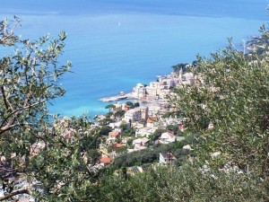 Antichi borghi fra gli olivi