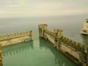 La fortezza sull'acqua di sirmione