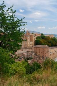 Urbino dall'alto