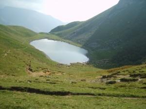 Il lago branchino