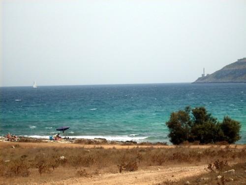 Otranto - La Palascia con il Faro
