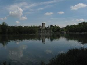 Trezzo sull'Adda: la centrale Taccani ed il Castello