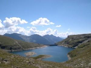Il lago sospeso