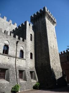 Castello di Brolio in Chianti
